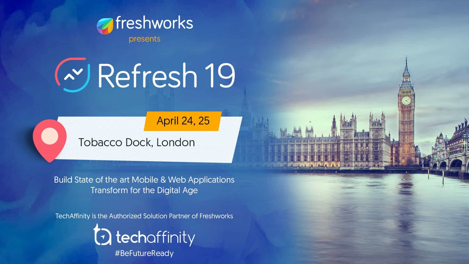 TechAffinity at Refresh'19