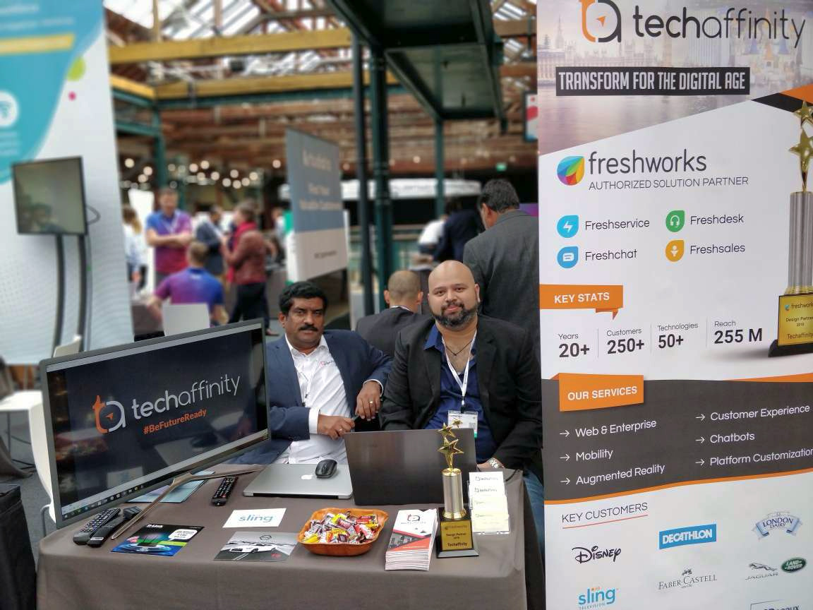 TechAffinity at Refresh19