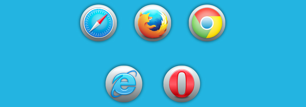 how to develop cross browser websites