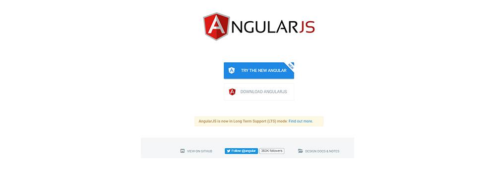 AngularJS Home Page - TechAffinity